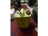 Site Portable Tool Transformer 110V Hilti