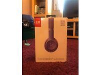 Beats solo 3 wireless headphones Ultra Violet