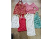 Bundle of ladies summer clothes - size 16