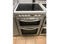 Beko 60cm electric freestanding cooker