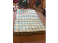 4ft small double mattress. Free to collect.