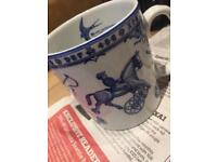 Spode Edwardian Childhood 8-Ounce Single Handled Mug