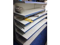 Shop Shelves and Shelving For Sale. They are all in very good condition