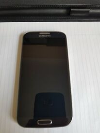 Samsung Galaxy S4 Black, 16GB Unlocked & Sim Free