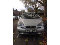 Quick Sale Bargain! Super Low 37,000 Mileage 5 door Chevrolet Tacuma. 2.0 Petrol Automatic