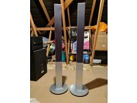 Sony Left and Right floor standing SS-TS21 home cinema speakers