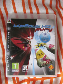 Wipeout HD Fury for ps3
