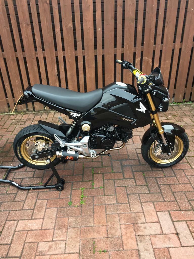 Honda Grom MSX 125 | in Lanark, South Lanarkshire | Gumtree