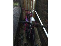 Children's bikes needing TLC