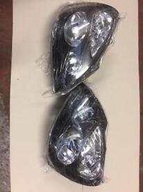 Brand new Renault Clio headlights