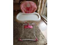 Babys highchair