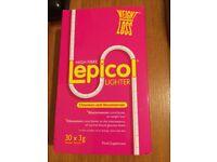 Lepicol Lighter 30 Weight Loss Powder Sachets
