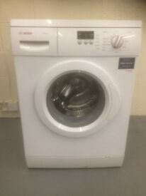 Bosch 6 kg washing machine(delivery available)