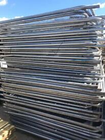 Used heras fence panels