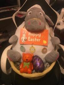 Happy Easter basket set