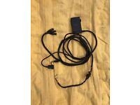 GARMIN ZUMO 595 SAT NAV MOTORCYCLE USED MOUNT WITH POWER CABLE AND DUST COVER