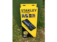 Stanley drive metri socket 60 piece set