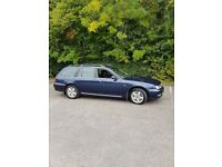 Rover 75 Tourer (BMW Engine) Cdti 1 x Years Mot No Advisories Full History.