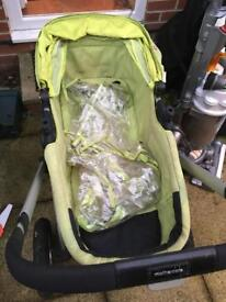 Mother care My3 buggy pram