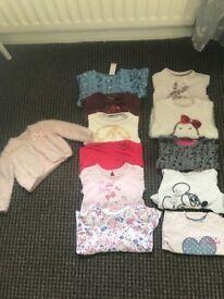 GIRLS AGE 2-3 CLOTHING BUNDLE