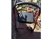 Disable four wheel pusher in good condition