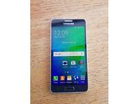 Samsung galaxy s5 alpha. Lovely condition. Unlocked