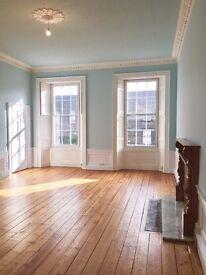4 bedroom Georgian flat to rent in Edinburgh East, Edinburgh