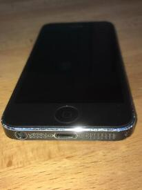 Space grey iPhone 5 64GB £50