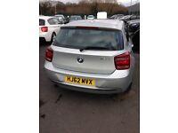 BMW 118 SERIES 1 Hatchback 5 door immaculate condition