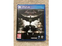 Batman Arkham Knight PS4 Game Playstation 4