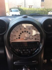 Mini Countryman Cooper Sport for sale 43k miles, Bluetooth, Aux, USB, DAB Radio, parking sensors