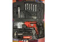 Black and decker drill set