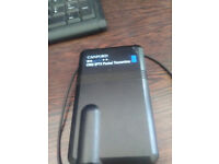Canford CRM2PTX pocket transmitter untested but selling cheap
