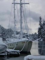 45' Ferro Cement Ketch