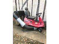 Honda 1011 Ride On Lawnmower Spares