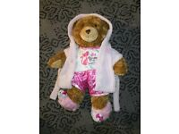 Build a Bear Teddy Bear