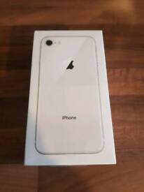 BRAND NEW 64GB IPHONE 8 FOR SALE(LOCKED TO VODAFONE)