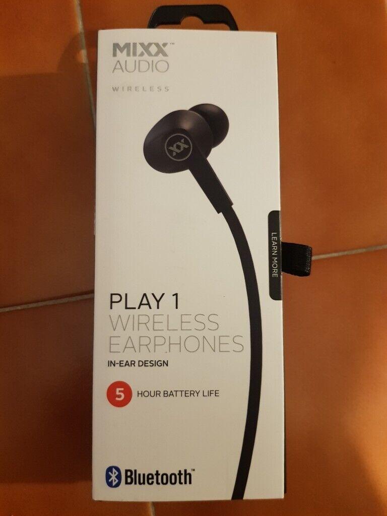 c0cad764c08 MIXX Play 1 Bluetooth wireless earphones | in Chelmsley Wood, West ...