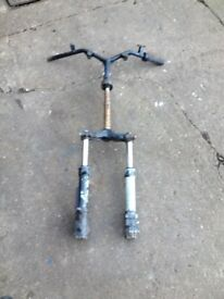 Aprilia sr50 forks mk1