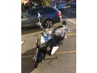 Excellent Lexmoto valencia 50CC moped for sale