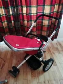Quinny three wheeler buggy