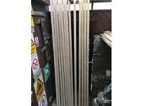 13 lengths of 44mm x 18mm x 2.4m PSE (NEW)