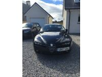 ALFA ROMEO BRERA DIESEL COUPE 2.4 JTDM SV 3dr BLACK PANORAMIC ROOF. MOT AUG '17. EXCELLENT CONDITION