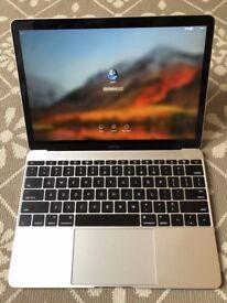 "Macbook 12"" Silver 256Gb SSD"