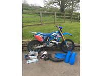 TM racing 250 EN