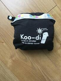 Koo-di Pack-It Sun and Sleep Pushchair Cover