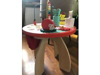 Baby Forest Activity Table - Great Condition