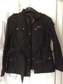 Barbour women's coat