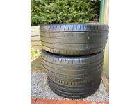 3 large tyres 265/45 r20 Pirelli