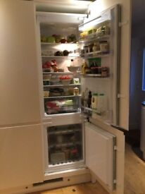 BOSCH Integrated Fridge Freezer